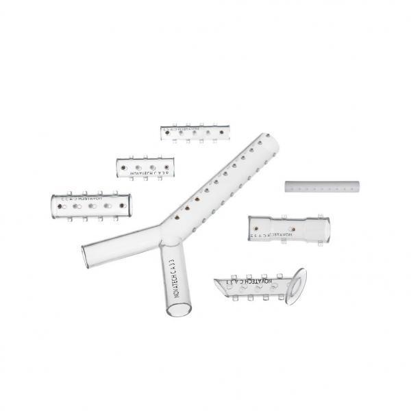 Novatech Y stent GSS, Ø 14-10-10mm, 110-50-50mm