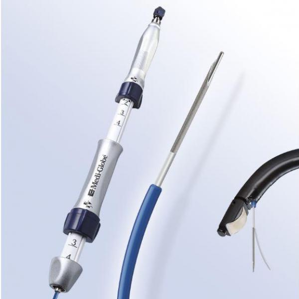 EBUS-guided TBNA System met Nitinol Naald, compatibel met Olympus/ FujiFilm EBUS endoscopen