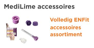MediLime ENFit accessoires