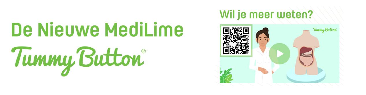 De nieuwe MediLime Tummy Button