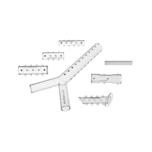 Novatech Tracheobronchial GSS stent, 14-12-14mm, 15-20-15mm