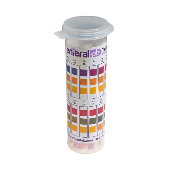 MediLime PH Indicator Strips (pH 2-9)