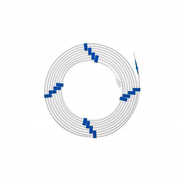 Zwart, Lengte 4000mm, 0.021 inch diameter - Leufen Medical